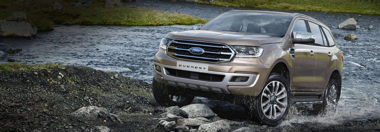 Ford Everest - Đẳng cấp Mỹ